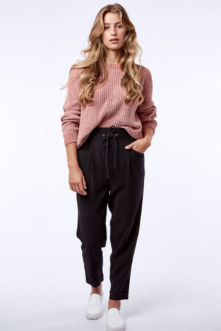 Stella Pants _ 110556 _ Black -  Womens Bottoms - Refinery Clothing Store | South Africa