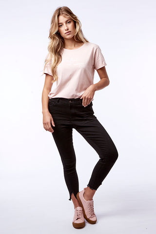 Rf05 Skinny _ 111570 _ Black -  Womens Bottoms - Refinery Clothing Store | South Africa
