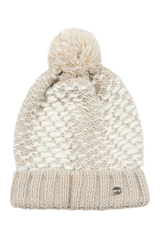 Beanie _ 112156 _ Milk - 120.00 - Accessories | Refinery Store | Mens & Womens Fashion