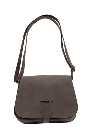 Suede Bag _ 112219 _ Grey -  Accessories - Refinery Clothing Store | South Africa