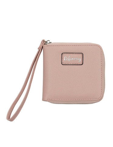Zip Wallet _ 112575 _ Pink -  Accessories - Refinery Clothing Store | South Africa