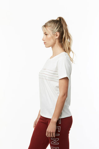 Relaxed Tee _ 112811 _ White