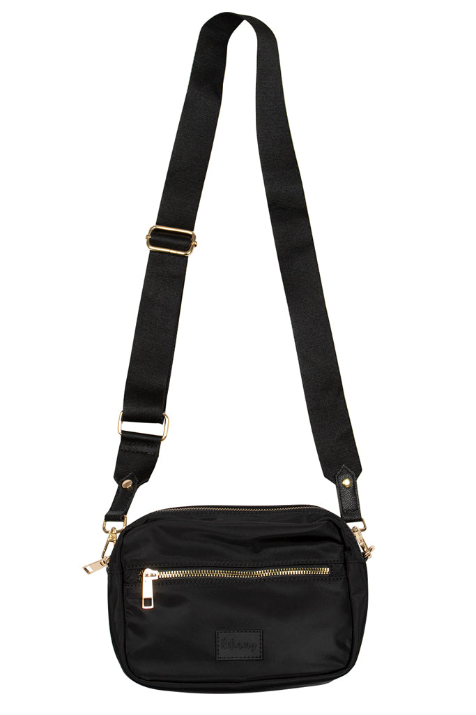 Cross Body Bag _ 119536 _ Black