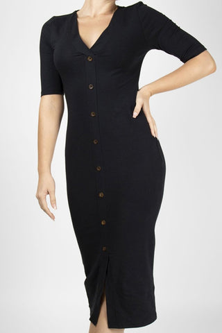 Bodycon _ 111481 _ Black -  Womens Tops - Refinery Clothing Store | South Africa