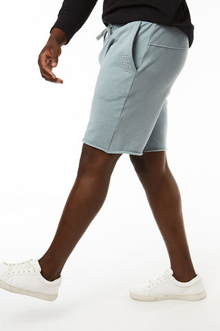 Track Shorts _ 118396 _ Pale Blue