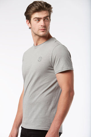 Slub Tee _ 115492 _ Light Grey