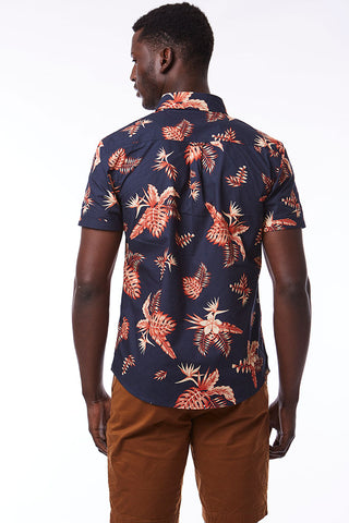 Printed Shirt _ 114674 _ Ink