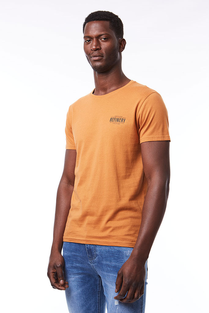Core Tee _ 109754 _ Camel