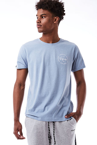 Fashion Tee _ 115070 _ Pale Blue