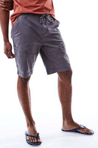 Cargo Shorts _ 114656 _ Dark Grey