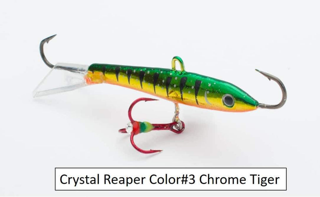 CR 3-Chrome Tiger