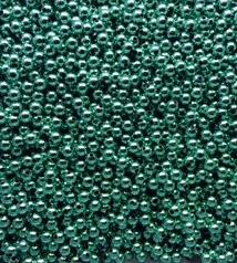 D11-Metallic Teal Beads