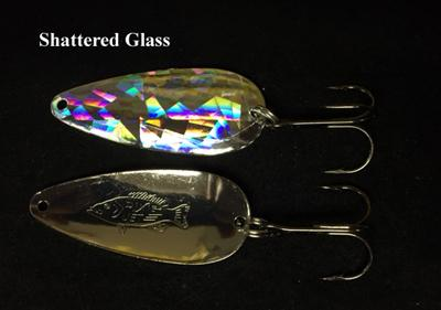 Shattered Glass DJ Flutter Spoon
