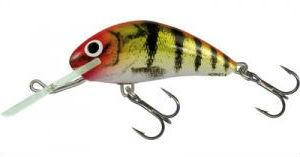4.5 Metallic Clown Perch Rattlin Hornet