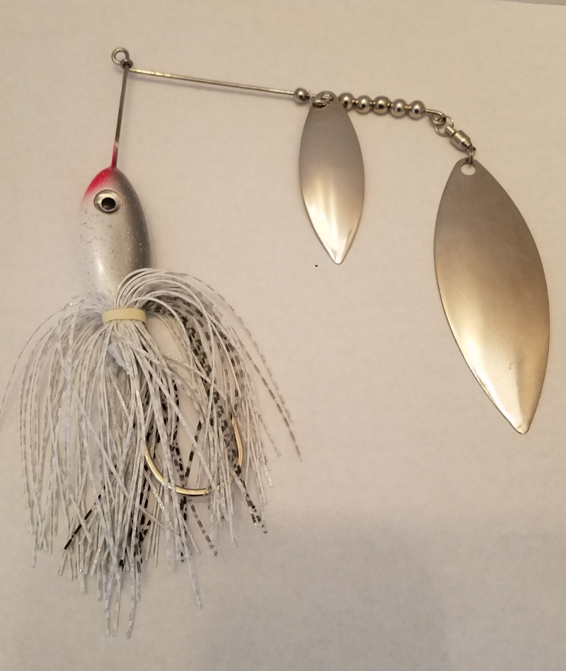 Shad/Silver Spinnerbaits