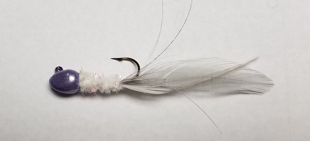 HAW 02-Hackle Hand Tied Alewife