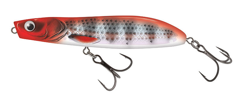 Holo Red Head Striper Ratllin Stick 11