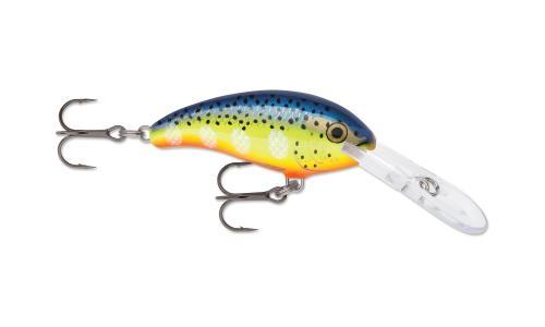 Hot Steel Shad Dancer