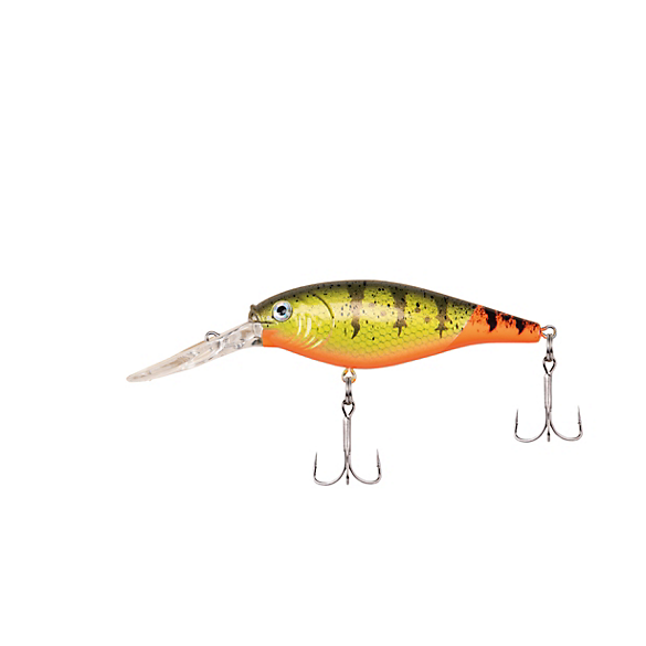 NEW! Firetail Hot Perch Flicker Shad