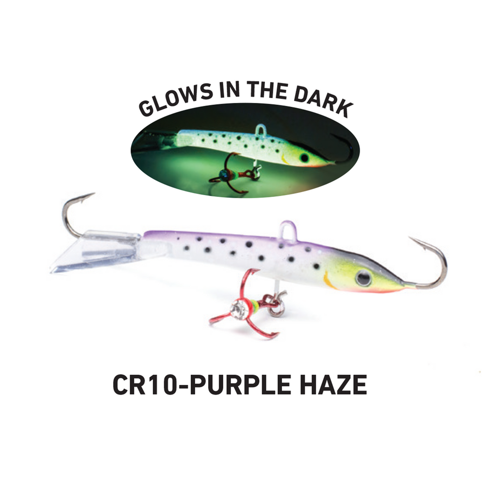 CR 10-Purple Haze