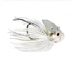 White Silver Melee Bladed Jig