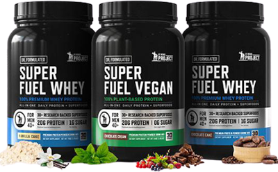 Superfuel Protein (Chocolate) BUILD A BUNDLE
