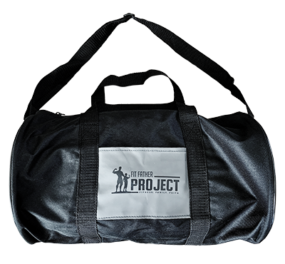 THE FIT FATHER SIMPLE GYM BAG