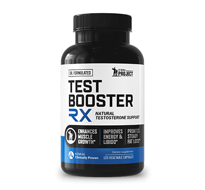 Fit Father Testosterone Booster RX