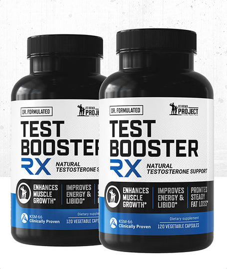TEST BOOSTER RX (TBRX)