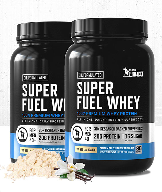 DELICIOUS SUPERFUEL PROTEIN