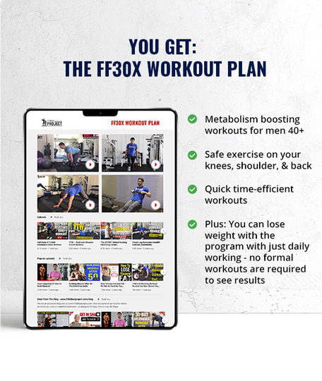Fit Father 30X Program