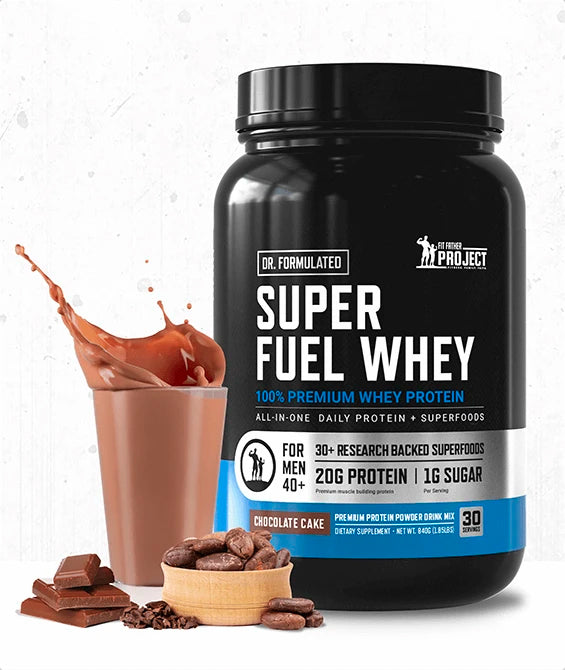 Superfuel Protein (Chocolate)