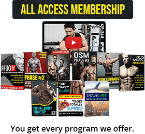 FIT FATHER ALL-ACCESS PASS