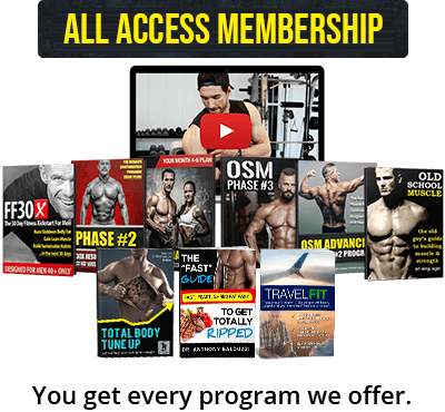 FIT FATHER ALL ACCESS MEMBERSHIP (QUARTERLY)