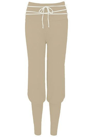 Wellicious <br/> Cool Down Pants <br/> chai latte
