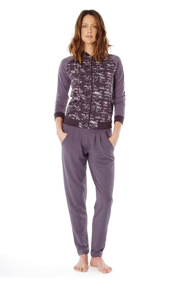 Wellicious <br/> Cool Off Pants <br/> purple rain