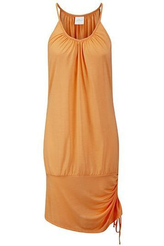 Wellicious <br/> Flawless Yoga Dress <br/> orange