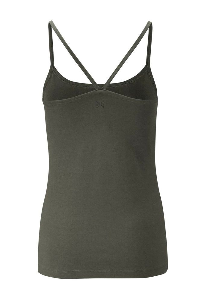 Wellicious <br/> Nicer Tank <br/> evergreen