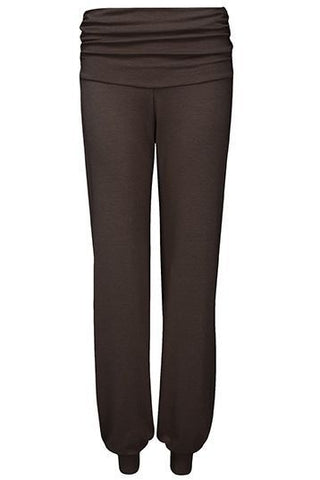 Wellicious <br/> Yoga Pants <br/> chocolate
