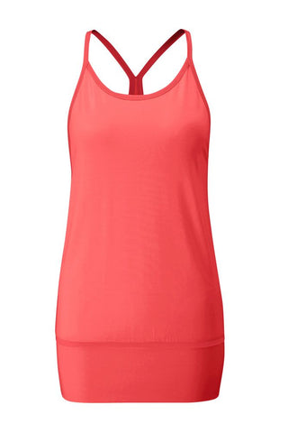 Wellicious <br/> Radiance Top <br/> bright orange