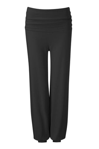 Wellicious <br/> Yoga Pants long length<br/> caviar black