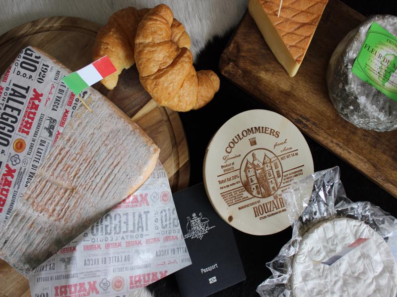 Celebrating Cheese from Across the Globe