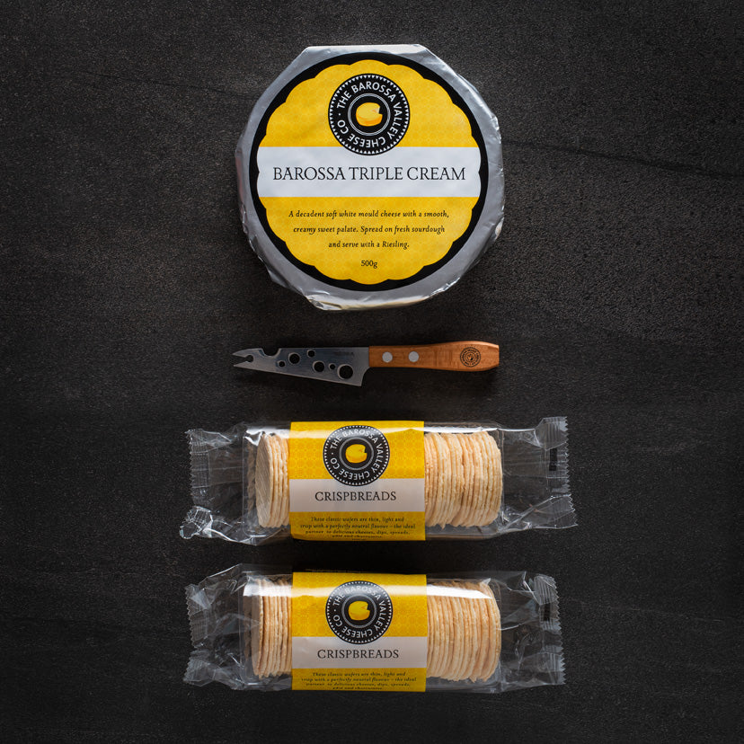 Triple Cream Cheese Gift Pack
