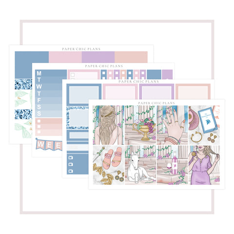 Athena // Mini Kit - Paper Chic Plans