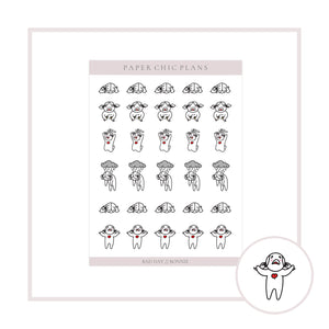 Bad Day // Bonnie Collection - Paper Chic Plans