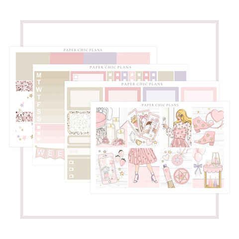 Celebrations // Mini Kit - Paper Chic Plans