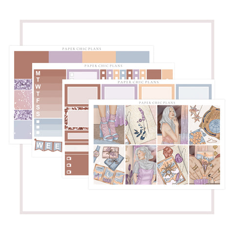 Celestial // Mini Kit - Paper Chic Plans