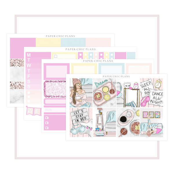 Day Off // Mini Kit - Paper Chic Plans