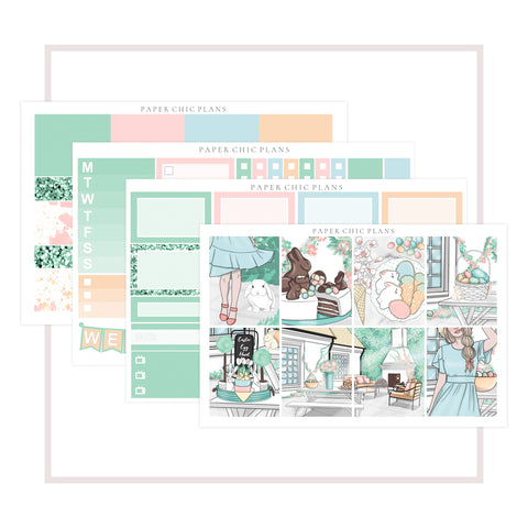 Egg Hunt // Mini Kit - Paper Chic Plans