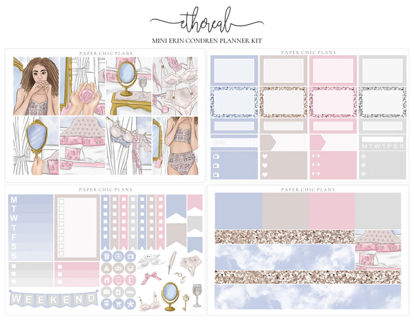 Ethereal // Mini Kit - Paper Chic Plans